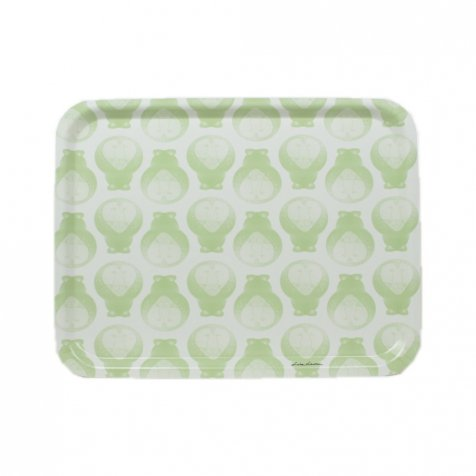 【SALE 30%OFF】LEO LION TRAY Green L
