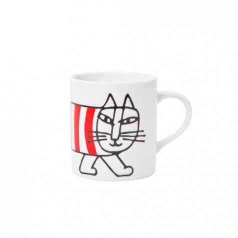 【WINTER SALE 50%OFF】Mikey Mug Cup red
