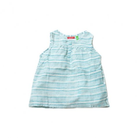【再値下げ!60%OFF!】TOP SANS MANCHE ocean