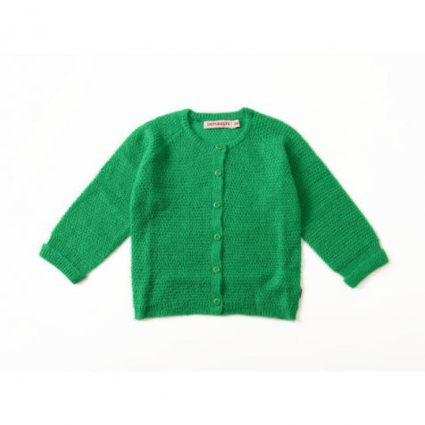【再値下げ!】Cardigan Long Sleeve Grass Green