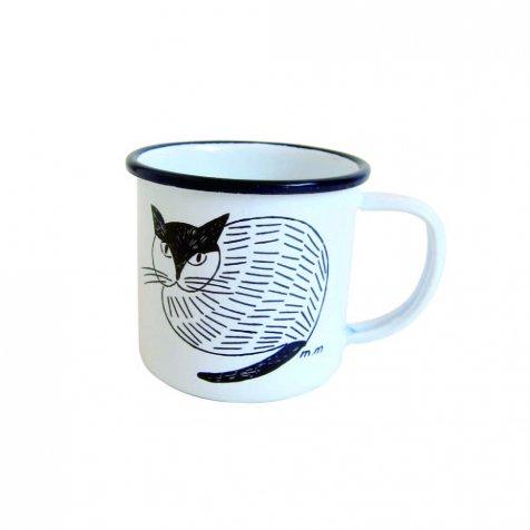 琺瑯 Cup Cat