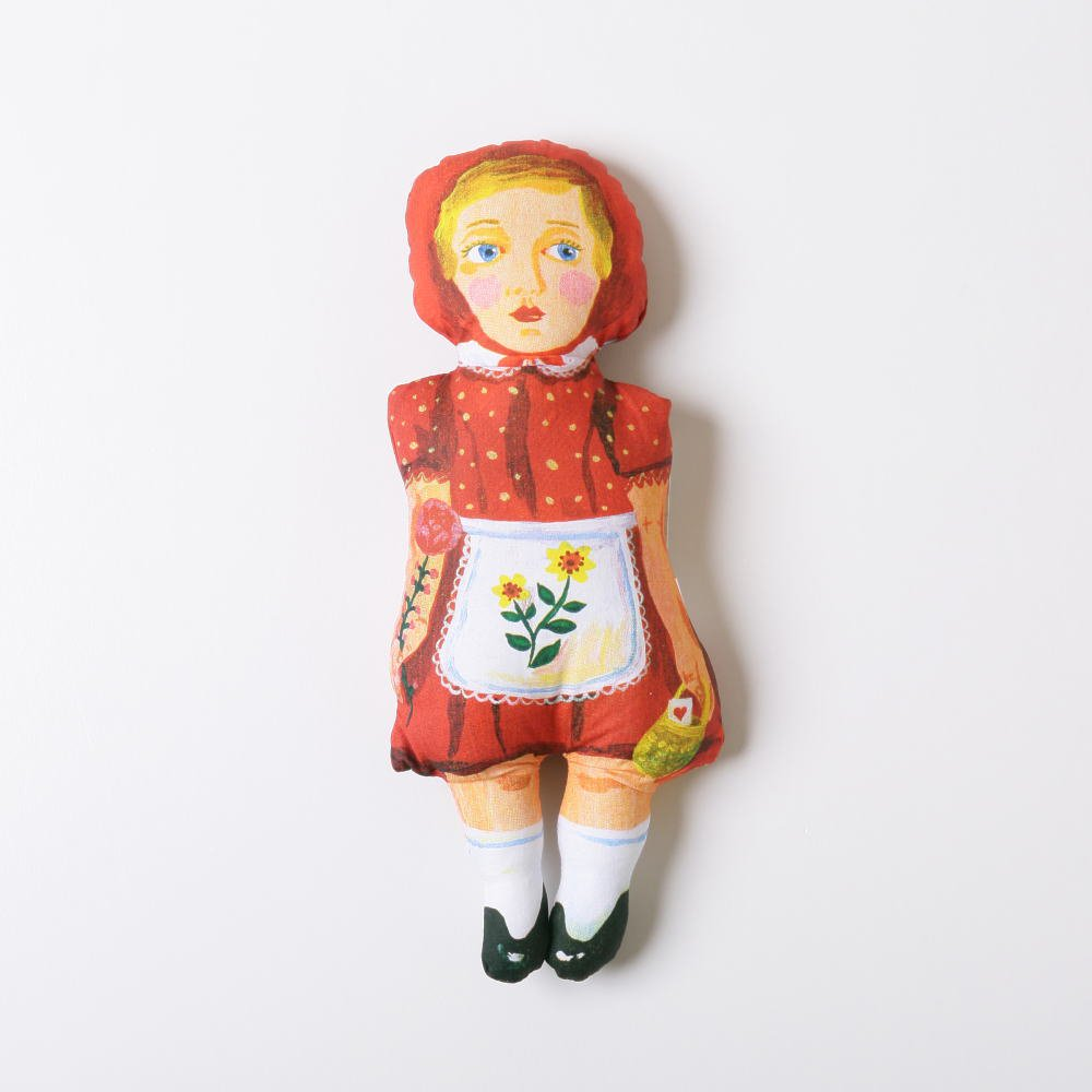 Little Red Doll img