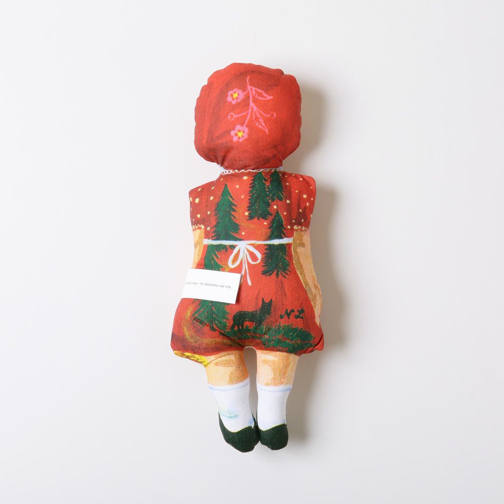 Little Red Doll img1