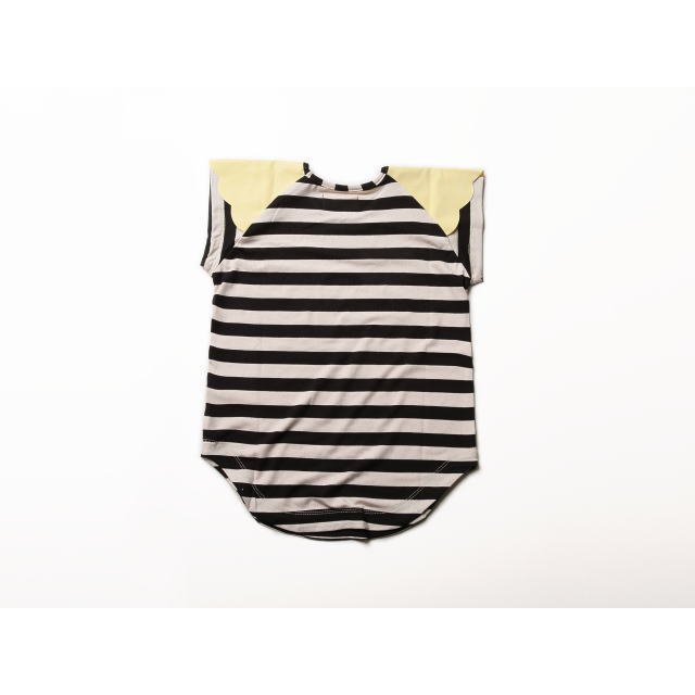 【SALE 60%OFF】Lucky Rain Black&White striped img2