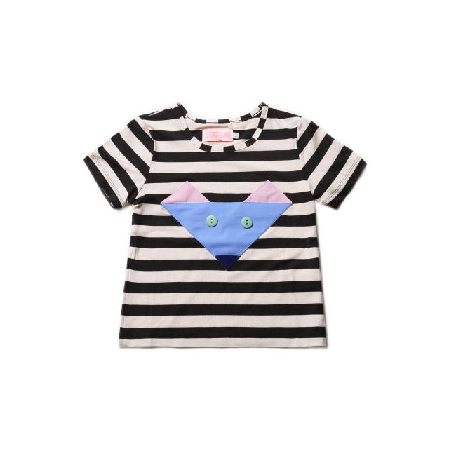 【SALE 60%OFF】 Sly Black&White striped img