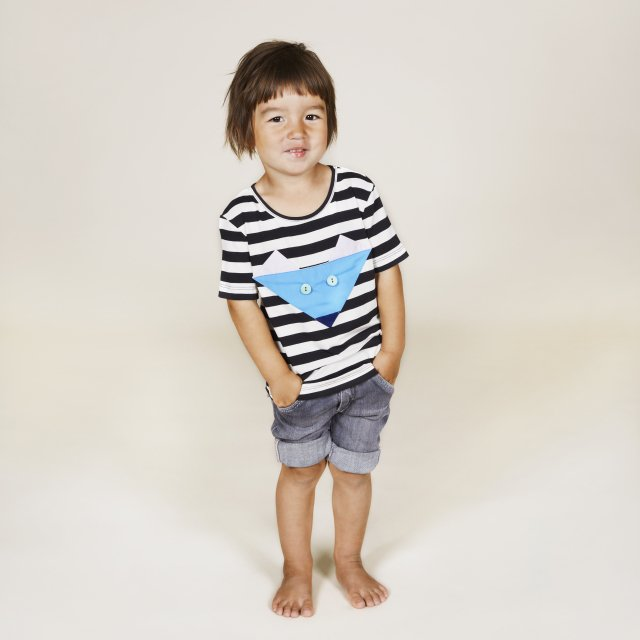 【SALE 60%OFF】 Sly Black&White striped img3