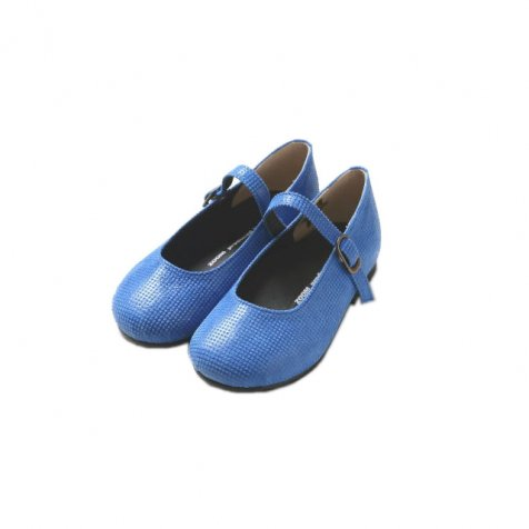 【MORE SALE 60%OFF】Strap Shoes BLUE