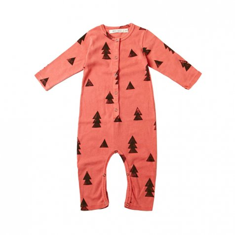 【ウィンターセール30%OFF】2015AW No.014 Baby Jumpsuit Woods AO
