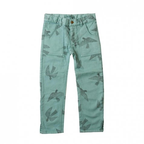 【ウィンターセール30%OFF】2015AW No.117 Jogging Trousers Birds AO