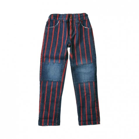 【MORE SALE 60%OFF】2015AW No.121 Striped Trousers