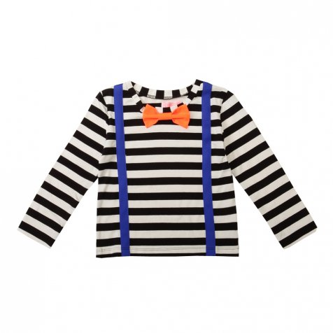 【ウィンターセール30%OFF】Woody Striped T-shirt Striped