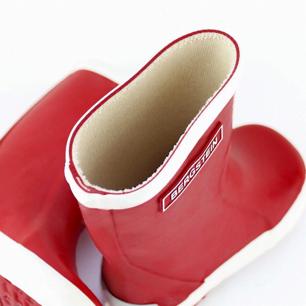 レインブーツ 長靴 Red img6