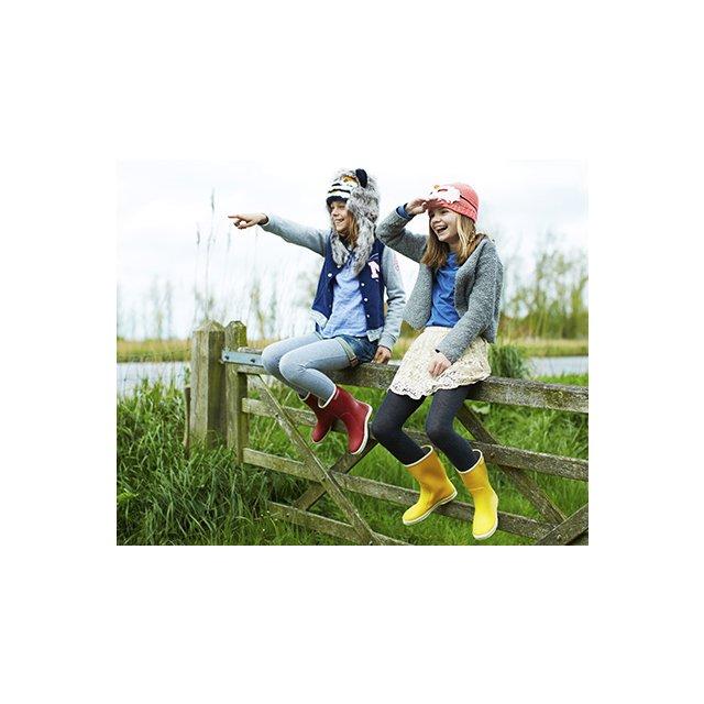 Children's Rainboots 長靴 Yellow img8