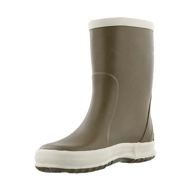 Children's Rainboots 長靴 KHAKI img1