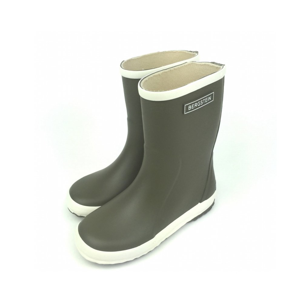 Children's Rainboots 長靴 KHAKI img4