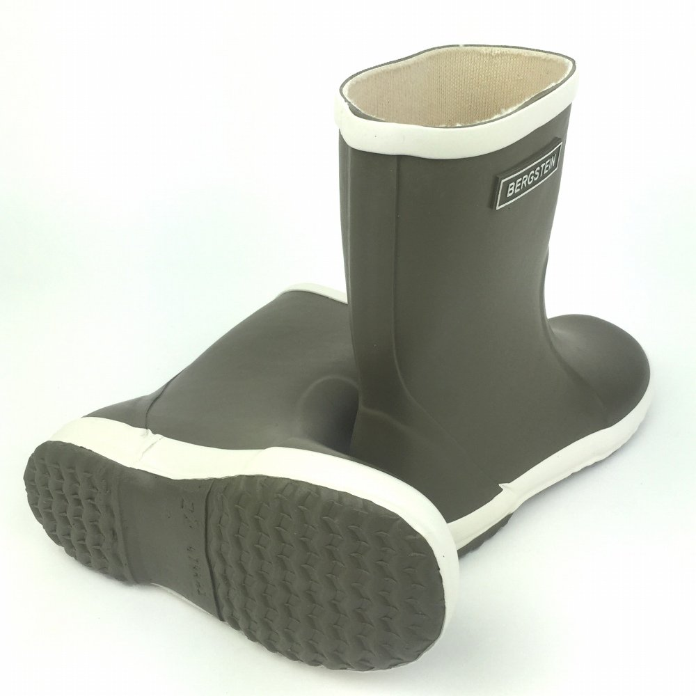Children's Rainboots 長靴 KHAKI img5