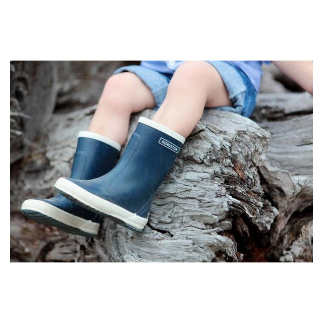 Children's Rainboots 長靴 KHAKI img7