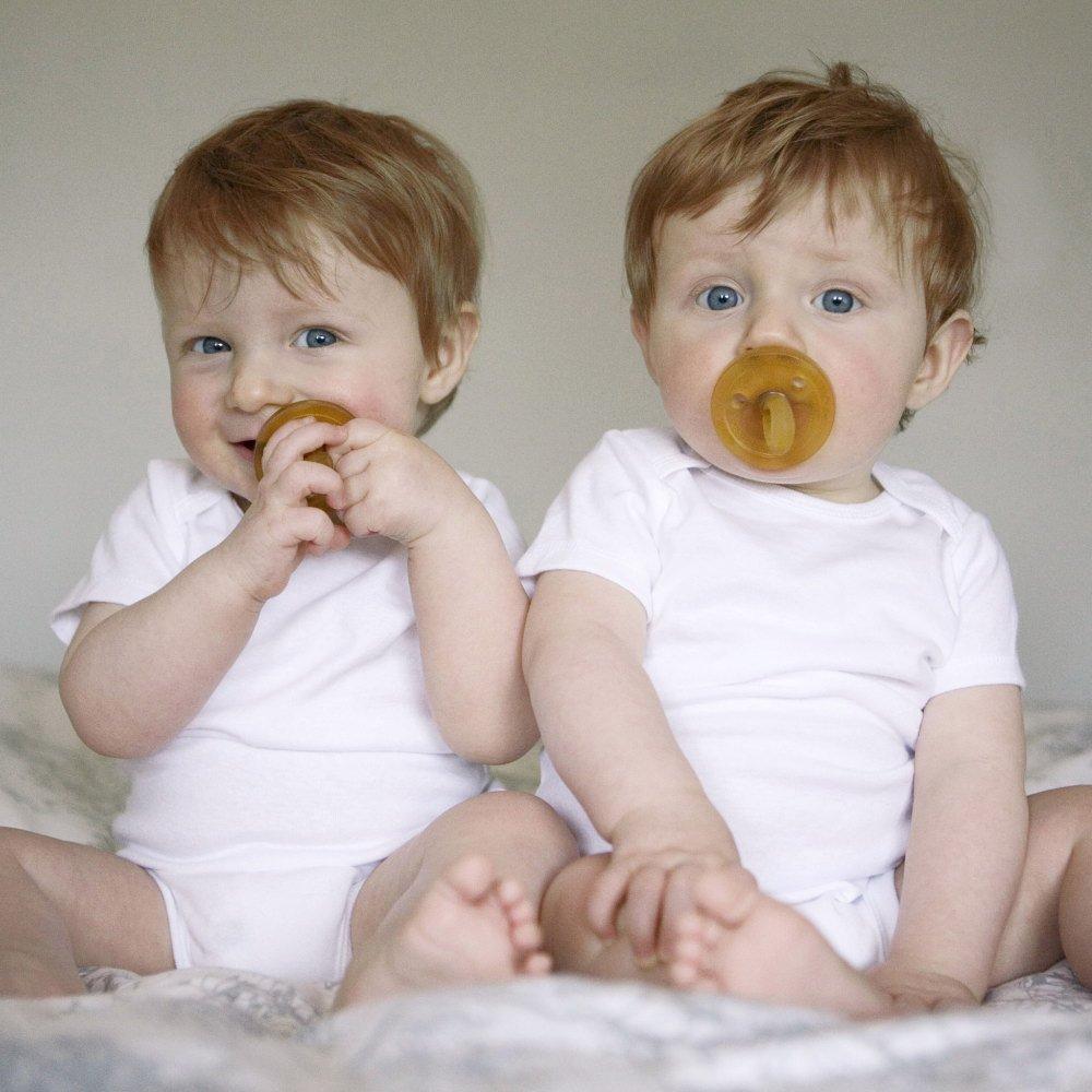 天然ゴムのおしゃぶり Pacifiers for babies ラウンド型 img7