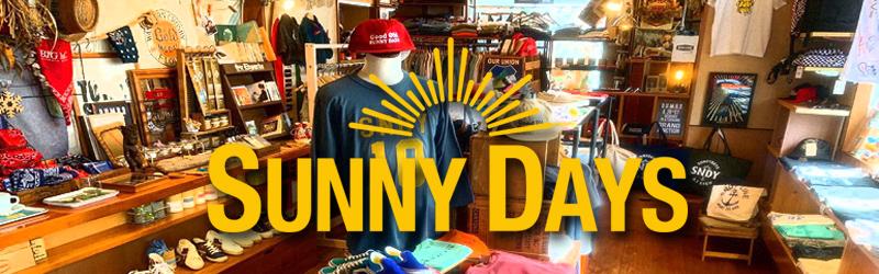Sunny Days Online Shop 奄美Tシャツ