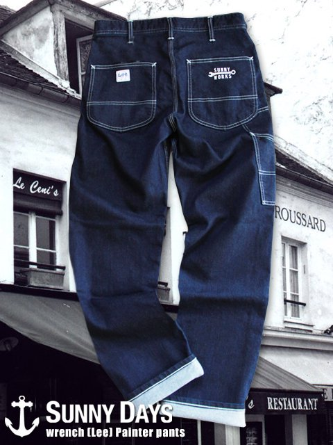 wrench Painter pants (Men's) 1カラー