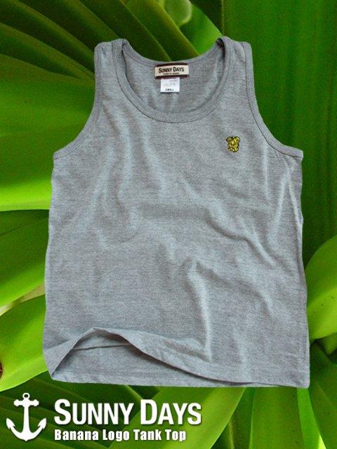 Banana Logo Tank Top (Unisex) 3カラー