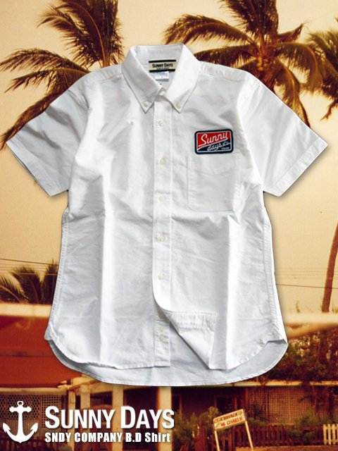 SNDY COMPANY B.D shirt (Men's) 1カラー
