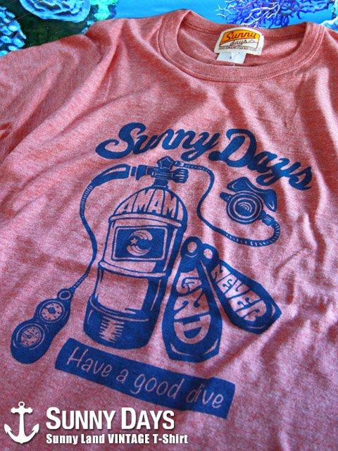 Sunny Land VINTAGE T-shirt(Lady's/Unisex) 1カラー
