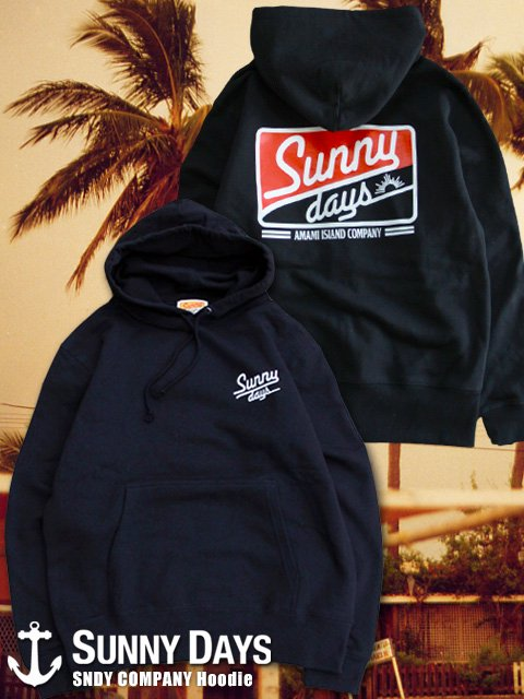 SNDY COMPANY Hoodie (Unisex)ブラック<img class='new_mark_img2' src='https://img.shop-pro.jp/img/new/icons57.gif' style='border:none;display:inline;margin:0px;padding:0px;width:auto;' />