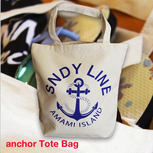 anchor Tote Bag 2カラー