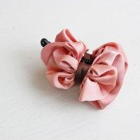 リボンのバナナクリップ ピンク -glitt Select Shop-