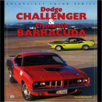 <img class='new_mark_img1' src='https://img.shop-pro.jp/img/new/icons50.gif' style='border:none;display:inline;margin:0px;padding:0px;width:auto;' />Dodge Challenger & Plymouth Barracuda (Enthusiast Color Series)