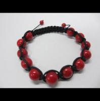 <img class='new_mark_img1' src='https://img.shop-pro.jp/img/new/icons50.gif' style='border:none;display:inline;margin:0px;padding:0px;width:auto;' />Stone Bracelet / Red