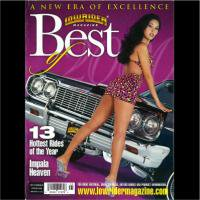 LOWRIDER MAGAZINE BEST OF 2000