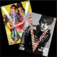 V Magazine No,74/75/76/77 Set