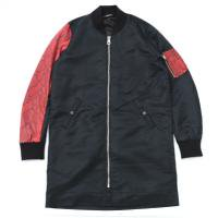 <img class='new_mark_img1' src='//img.shop-pro.jp/img/new/icons15.gif' style='border:none;display:inline;margin:0px;padding:0px;width:auto;' />90210 Black Beverly Hills Bomber JKT / Red Snake�