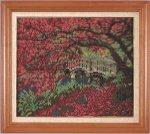 元廣 スキルギャラリー G748 紅葉の風景