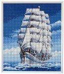 元廣 スキルギャラリー G742 帆船