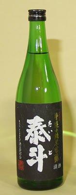 泰斗 手造り純米吟醸酒 720ml