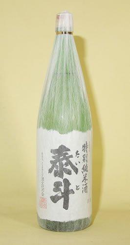 泰斗 特別純米酒 1,800ml