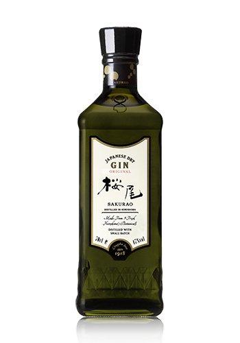 中国醸造株式会社 SAKURAO GIN ORIGINAL 700ml