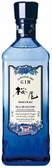 中国醸造株式会社 SAKURAO GIN HAMAGOU 2021 700ml