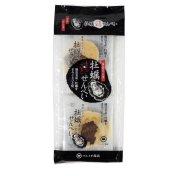 ザ・広島ブランド認定品:牡蠣まるごとせんべい 8枚入り