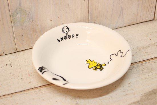 スヌーピー フルーツ皿 ジョイ