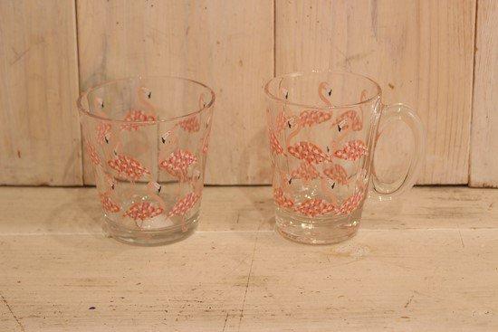 フラミンゴアーニーグラス