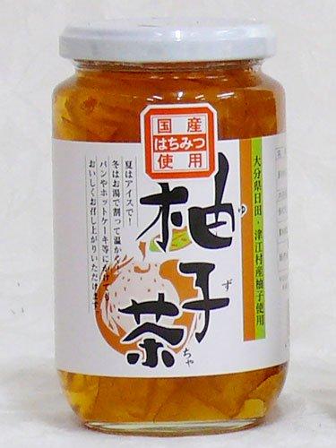 はちみつ-柚子茶