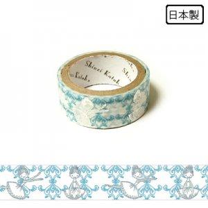 【ゆうパケット対応】トレペデコレーションテープ-きらぴか-[ballet2] 15g