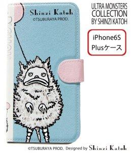 PU製 iPhone6S Plusケース[PIGMON]