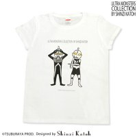 TシャツULTRA MONSTERS COLLECTION[ULTRA&SEVEN]
