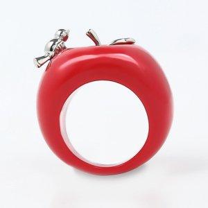 【ゆうパケット対応】リング[nature apple]