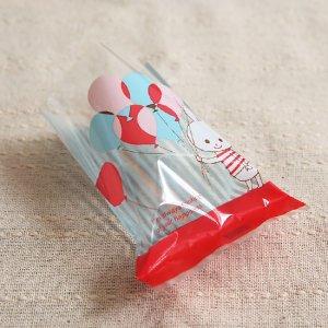 【ゆうパケット対応】小袋S[Balloon Rabbit](10枚入り)